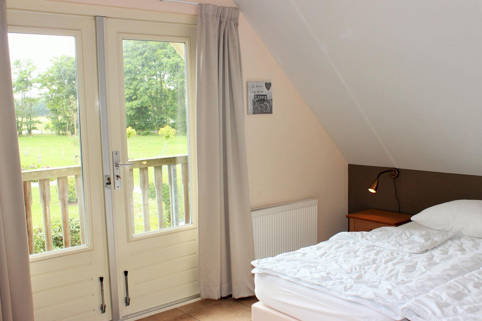 vakantiehuizen nr 12 en 14 slaapkamer boven