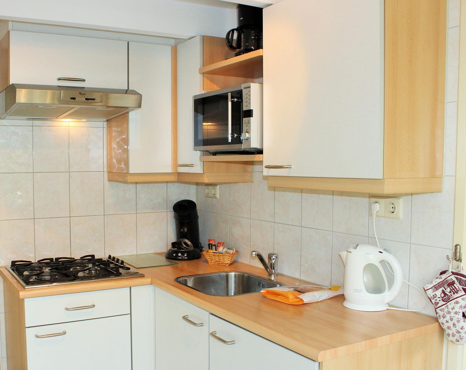 Bungalow-20 keuken