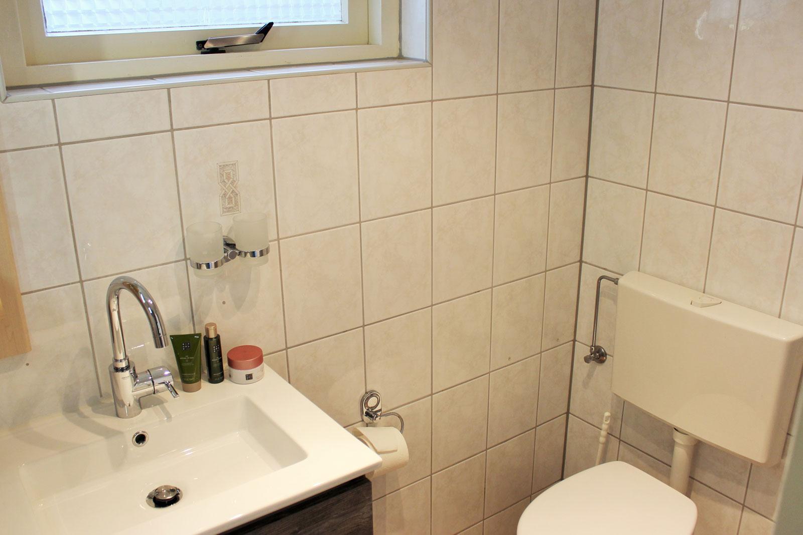 Bungalow-20 sanitair