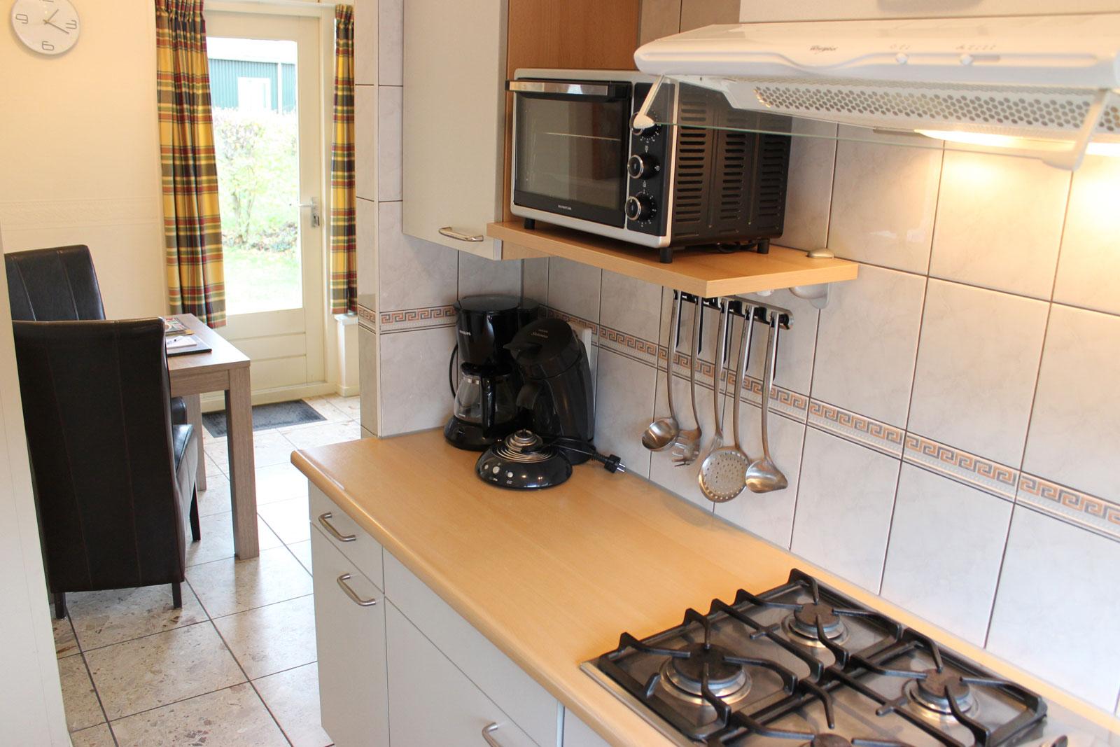 Bungalow-6 keuken
