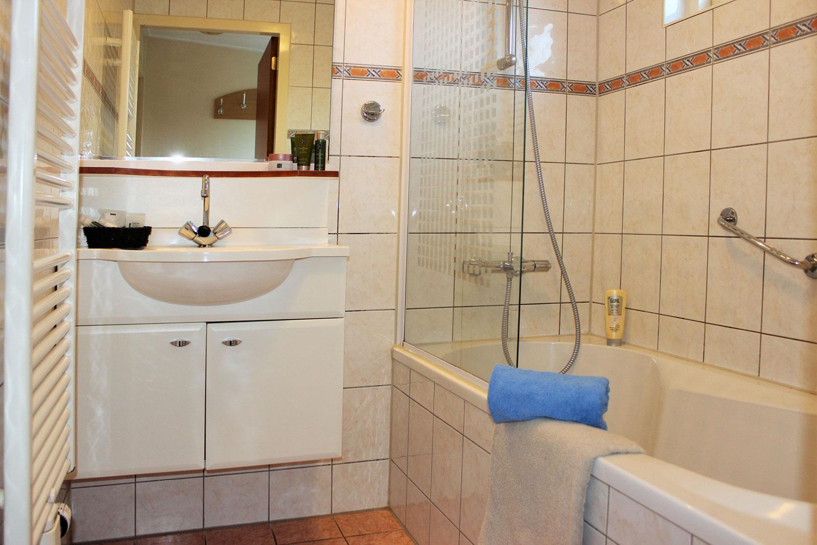 Bungalows de Luxe 5-7 sanitair